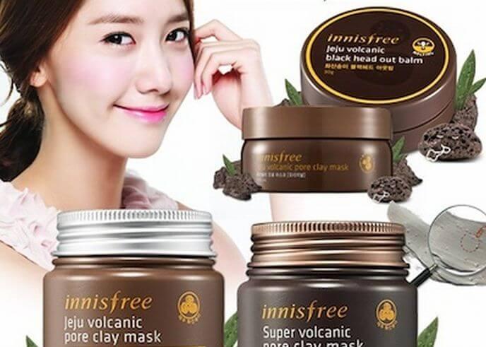 火山ソンイ毛穴マスクは韓国で大人気!