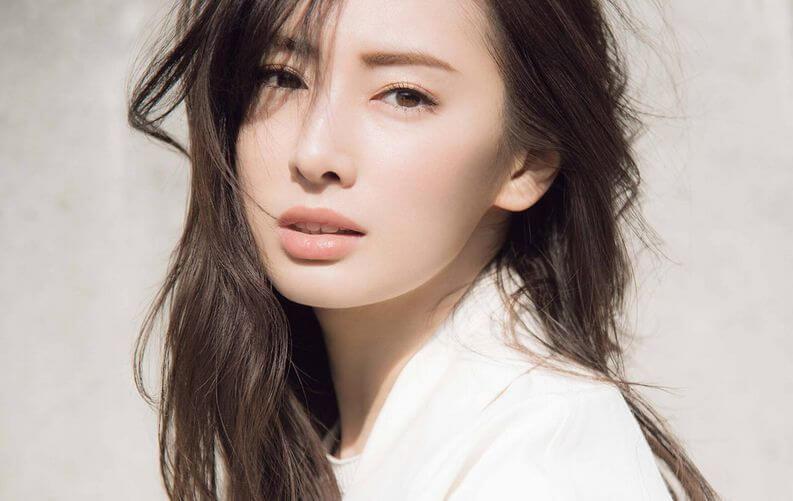色白美人~北川景子さん~