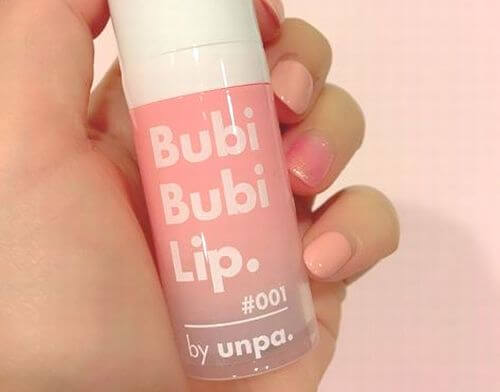 Bubi Bubi Lip(ブビブビリップ)の販売店は?