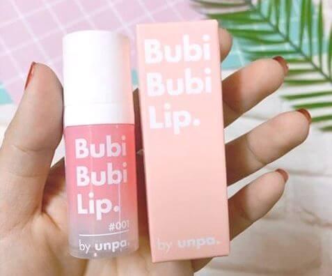 Bubi Bubi Lip(ブビブビリップ)はパッケージも可愛い!