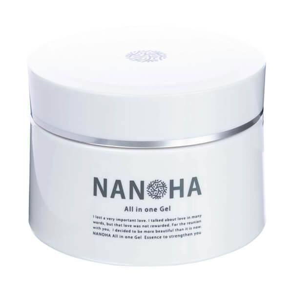 ヒト幹細胞美容液ランキング第1位「NANOHAオールインワンジェル」