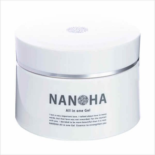 幹細胞コスメの口コミ「NANOHAオールインワンジェル」
